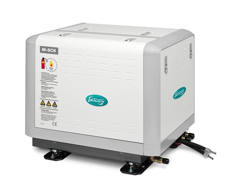 Whisper power generator