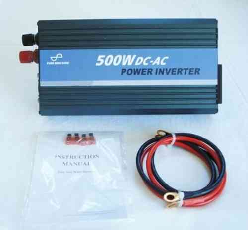 SeaSpray 12V/500w Pure Sine Wave  Inverter