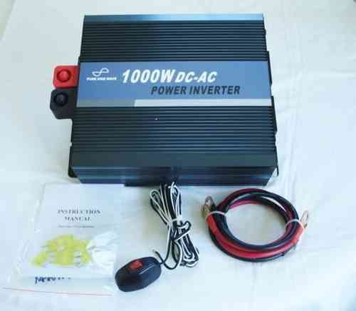 SeaSpray 12V/1000w Pure Sine Wave Inverter