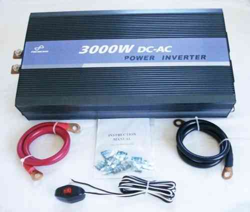 SeaSpray 12V/3000w Pure Sine Wave Inverter