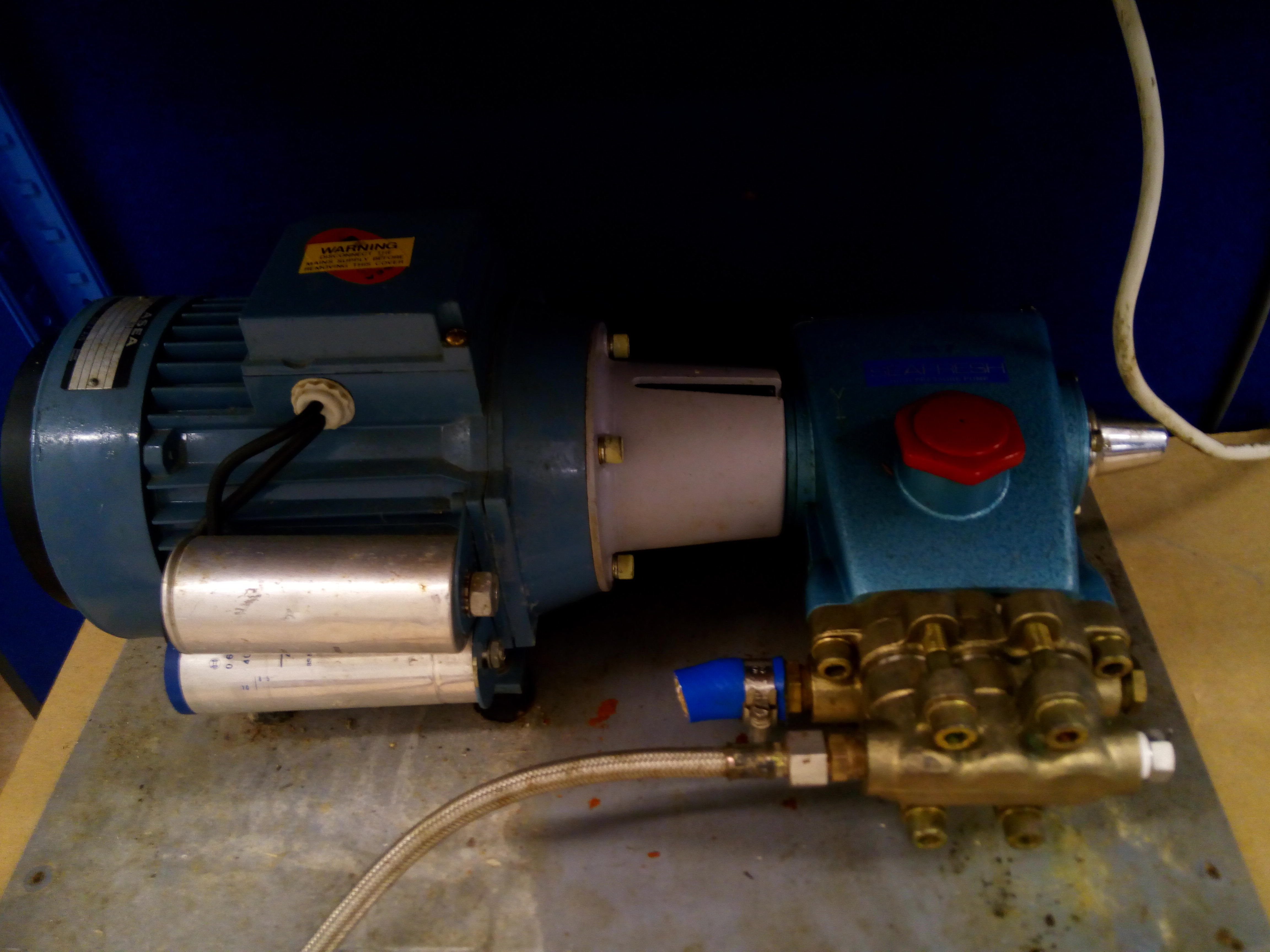 Ex demo & pre owned watermakers for sale - Sailfish Marine